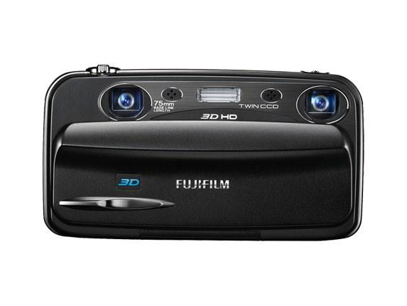 Fujifilm FinePix REAL 3D W3 (1)