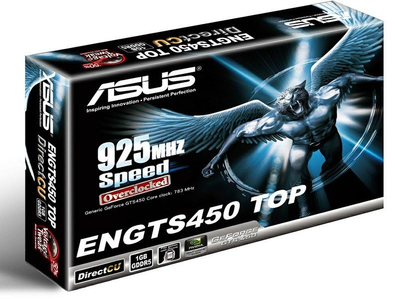 ASUS ENGTS450 DirectCU TOP box