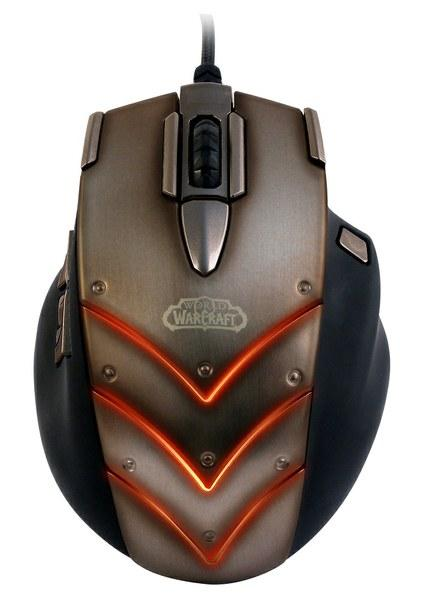 SteelSeries World of Warcraft: Cataclysm MMO Gaming Mouse