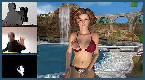 Симулятор виртуального секса с парнем
