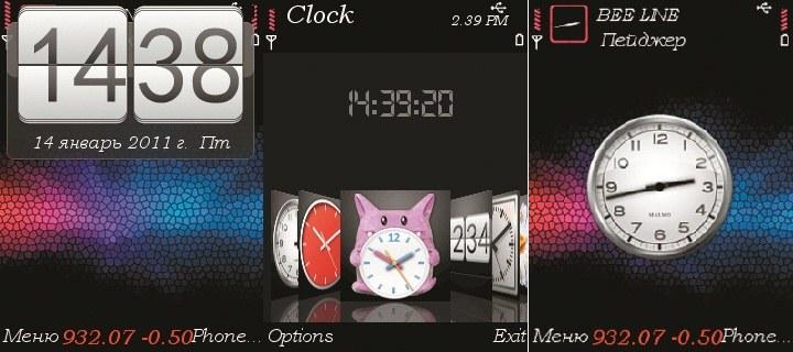 Bubue DeskClock предлагает любые часы — от перекидных до стрелочных