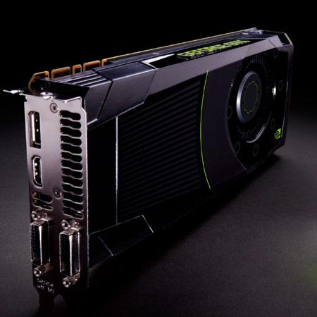 NVIDIA GeForce GTX 680 - первая видеокарта с Kepler