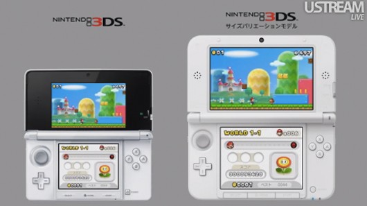 Nintendo 3DS и Nintendo 3DS XL