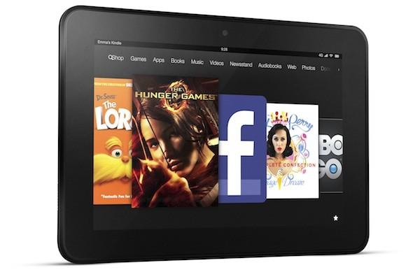 7-дюймовый Amazon Kindle Fire HD