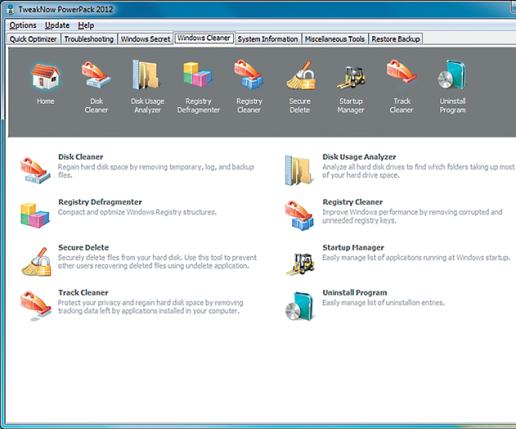 скачать оптимизатор для windows 8