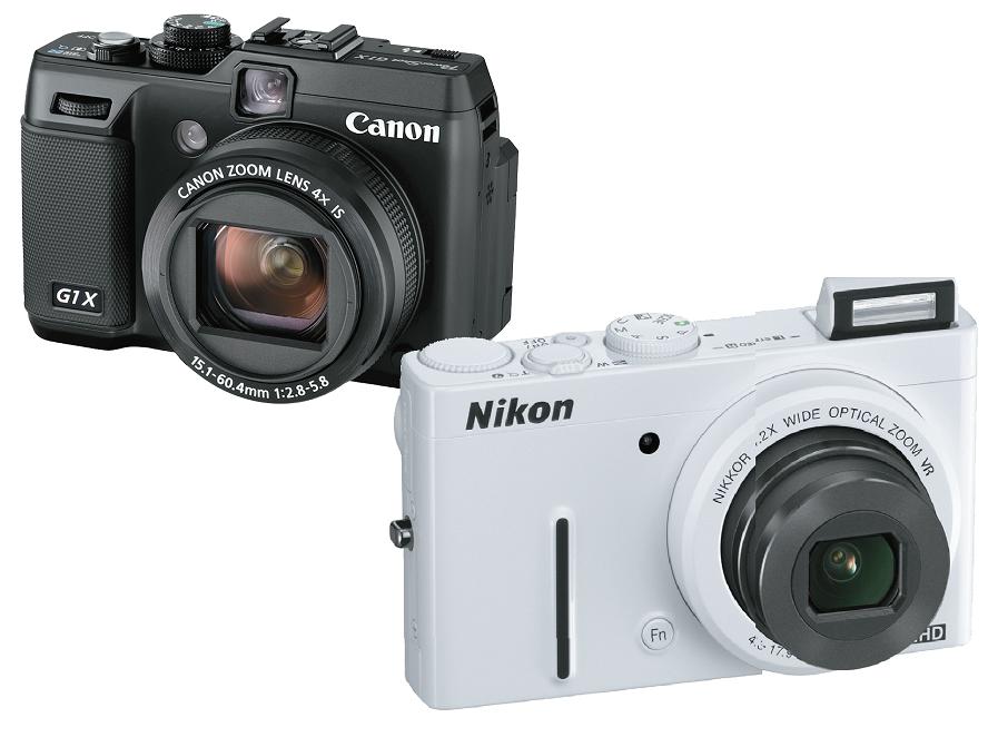 Лучшая компактная фотокамера премиум класса