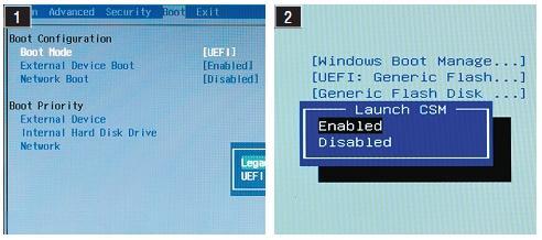 Переходим на UEFI вместо BIOS | CHIP