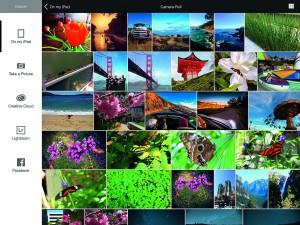 Учетная запись Creative Cloud: вам предоставляются полный доступ к коллекции фотографий и личные настройки в облаке. Можно открывать и сохранять PSD-файлы.