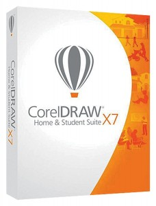 Первый взгляд на CorelDRAW Home&Student Suite X7