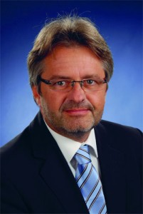 Петер Бургхардт, управляющий директор