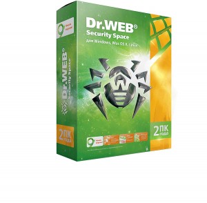 dr.web secutrity space