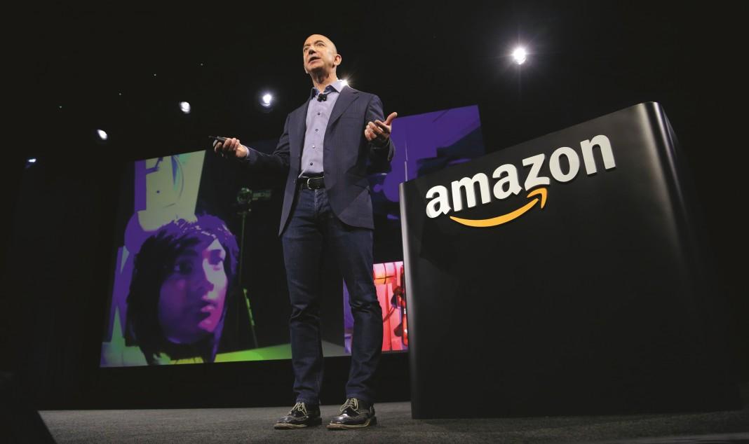 Amazon: компания родом из будущего