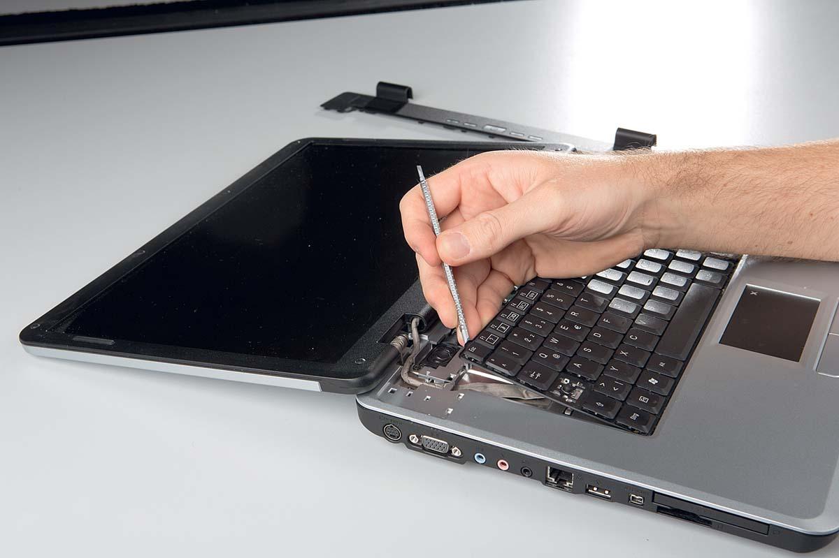CHIP Reparatur Kuehler 1 Tastatur