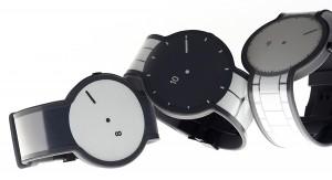 Sony разработала наручные часы FES Watch с дисплеем E-Ink