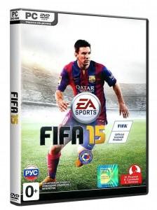 Обзор симулятора футбола FIFA 15