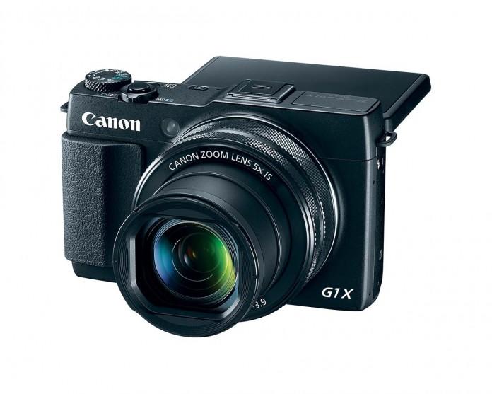 Тест Canon PowerShot G1X Mark II
