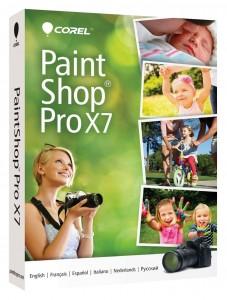 Обзор фоторедактора Corel PaintShop Pro X7