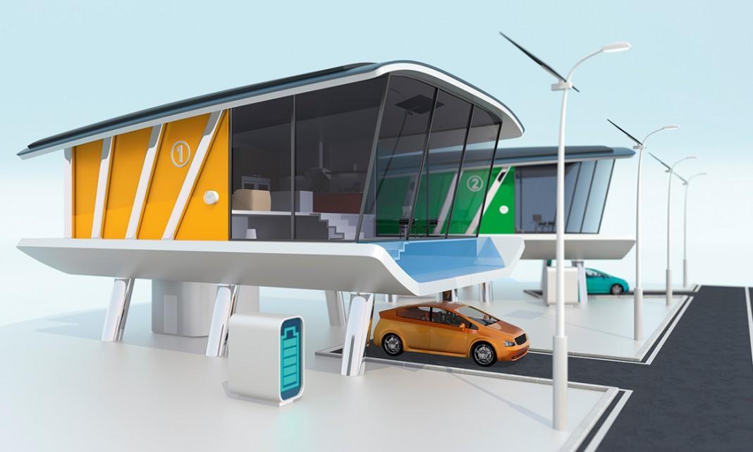 Дом будущего: умные технологии