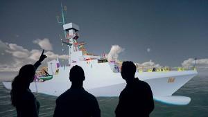 Виртуальное проектирование морских судов