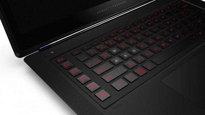 HP представила свой первый игровой лэптоп Omen