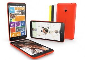 Фаблет Lumia 1330 получит 5,7-дюймоый дисплей и процессор Snapdragon 400