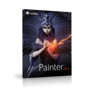 Обзор графического пакета Corel Painter 2015