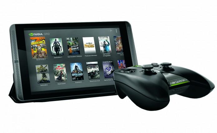 NVIDIA Shield Tablet: мощный игровой планшет