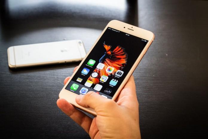Тест смартфона Apple iPhone 6s Plus