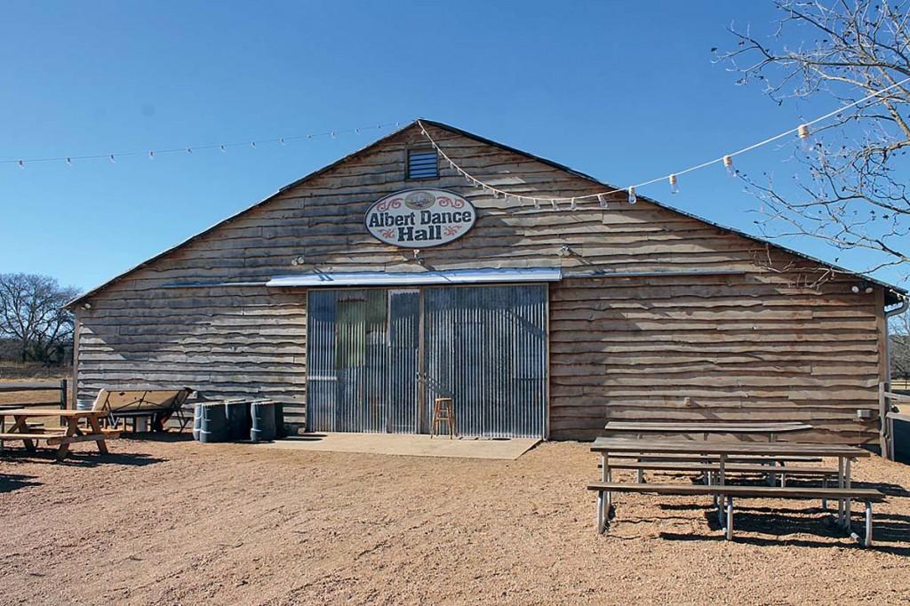 Albert Texas