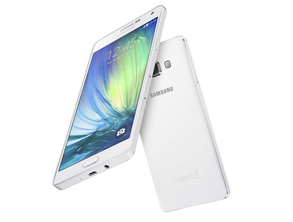 Обзор Samsung Galaxy A5 (2 16): мощное обновление