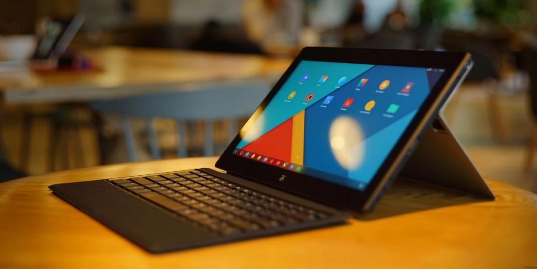 Копия Microsoft Surface от бывших разработчиков Google