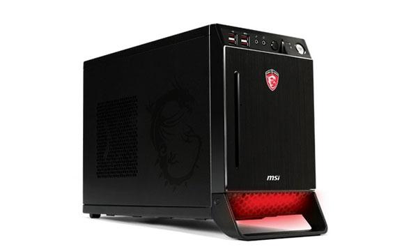 MSI представила игровой мини-ПК с видеокартой серии GeForce GTX 900