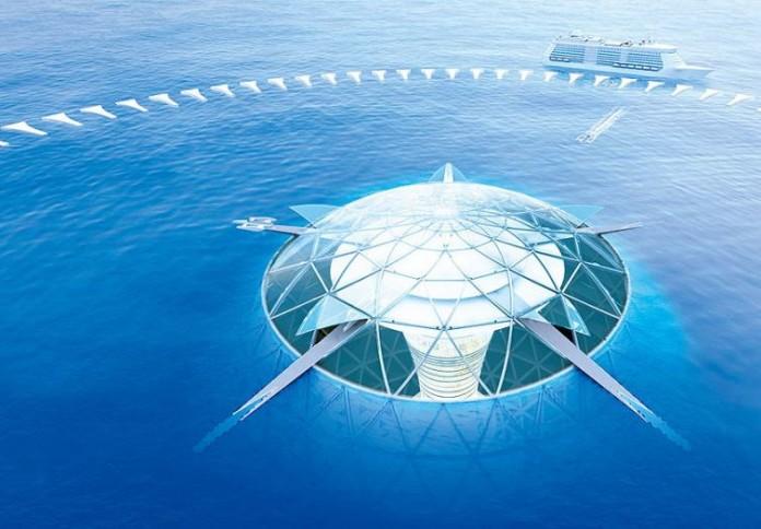 Через 20 лет в Японии появится подводный город