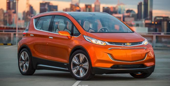 Chevrolet Bolt — недорогой электромобиль с большим запасом хода