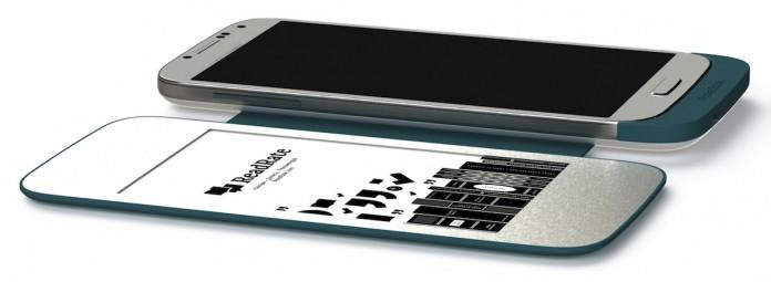 Обзор чехла с E-Ink экраном PocketBook CoverReader