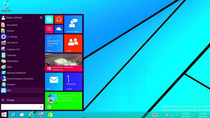 Windows 10: предварительное знакомство