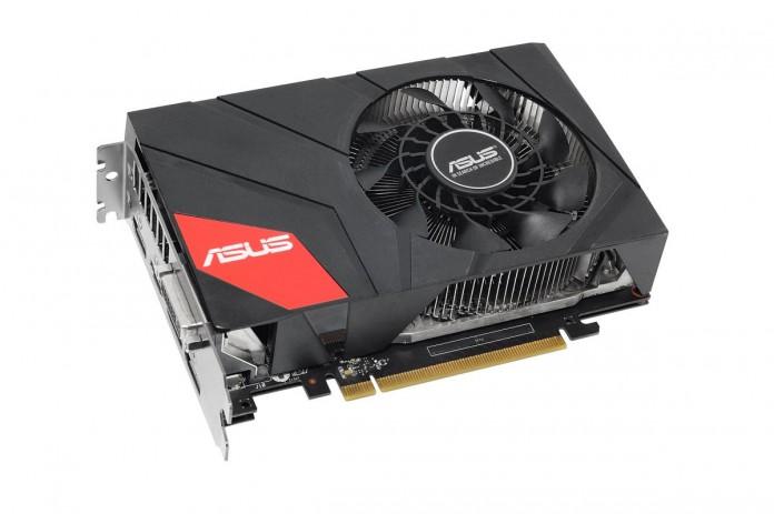ASUS представила видеокарту GeForce GTX 960 Mini