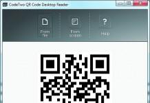 CodeTwo QR Code Desktop Reader