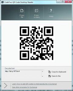 скачать программу для Qr кодов на компьютере - фото 5