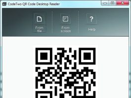 CodeTwo QR Code Desktop Reader