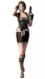 Resident Evil - Jill