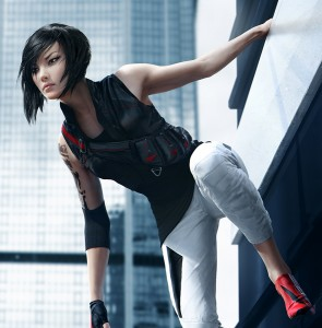 mirror's edge - faith