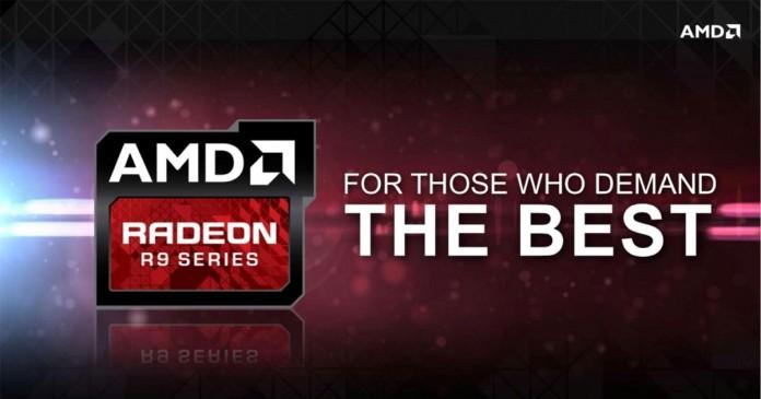 Предварительные характеристики видеокарт AMD Radeon R9 300