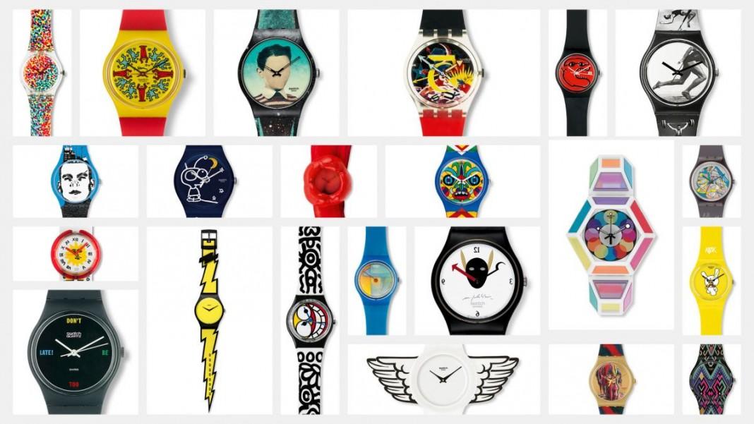 Swatch выпустит smart-часы, которые не нужно будет заряжать