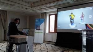 Dell Inspiron 23 (2350) - использование 3D-камеры для создания трехмерной модели