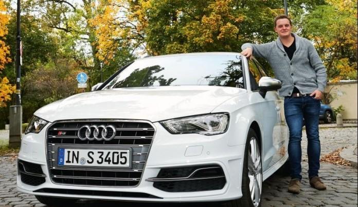 Высокие технологии в Audi S3, BMW i3 и Mercedes S