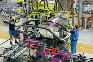 Облегченные конструкции BMW i3