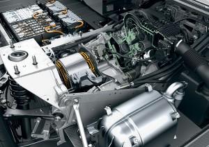 Электропривод BMW i3