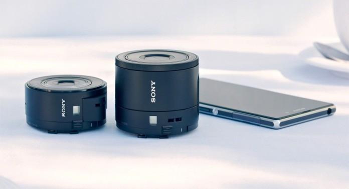 Тест камер для смартфонов Sony DSC-QX10 и DSC-QX100