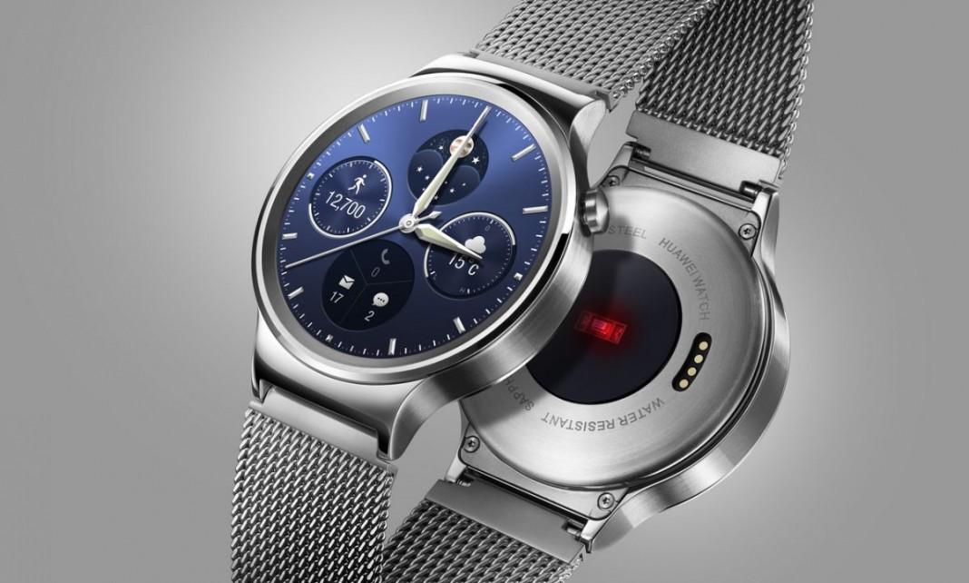 Стала известна цена Huawei Watch в Европе